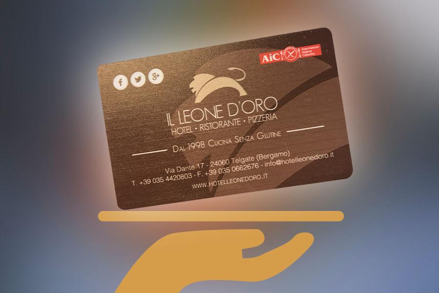 Leone card