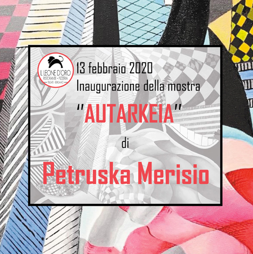 Petruska Merisio Leone d'Oro