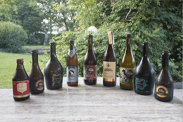 Menù Birra artigianale - birra per celiaci