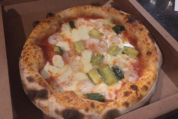 Menù Pizzeria d'asporto